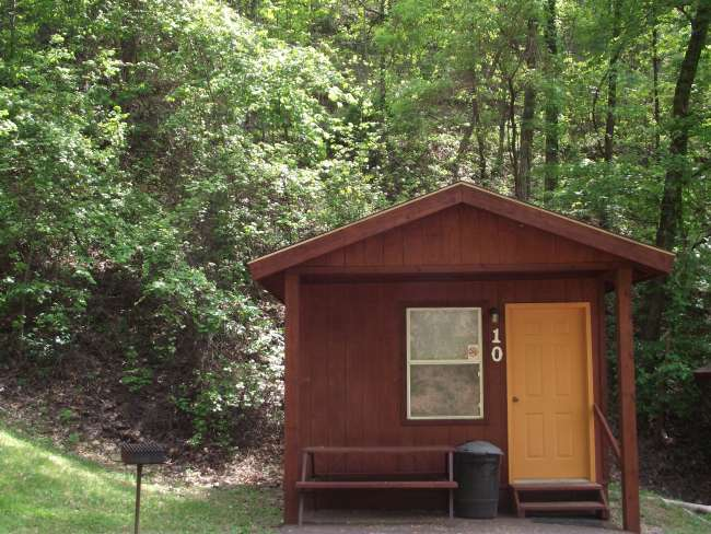Cabin Rentals Alpine Hideaway Campground