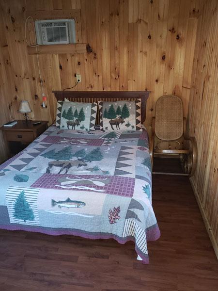 Alpine Hideaway Campground - Cabin 1 Bedroom