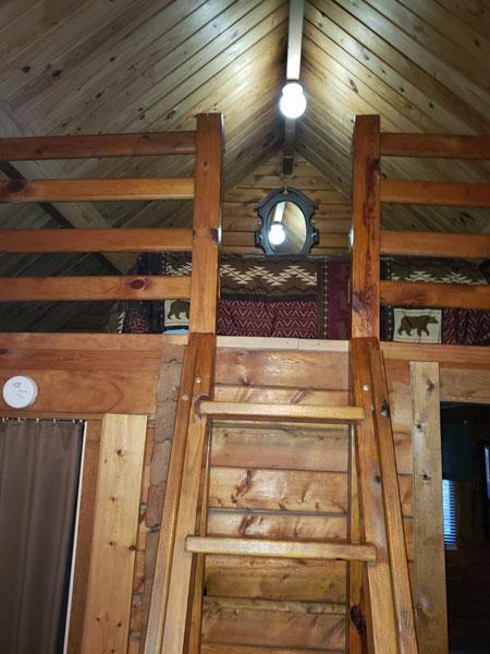Alpine Hideaway Campground - Cabin 80 Loft